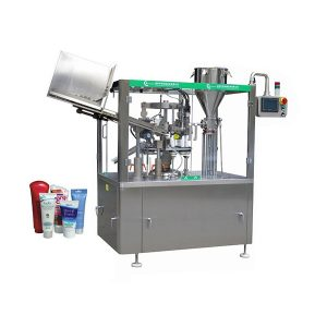 कॉस्मेटिक ट्यूब फिलिंग मशीन