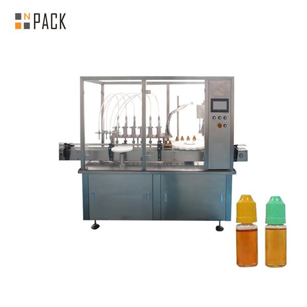 स्वयंचलित डिशवॉशिंग लिक्विड डिओडरायझर स्प्रे फिलिंग मशीन