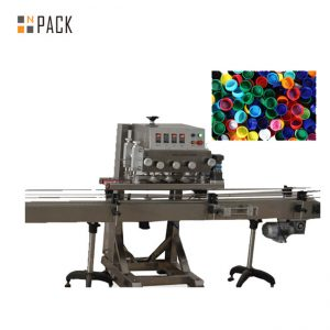स्वयंचलित स्पिंडल बाटली स्क्रू कॅपिंग मशीन