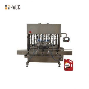 ग्लास जारसाठी उच्च दर्जाची पूर्ण स्वयंचलित लहान टोमॅटो पेस्टची बाटली भरणे कॅपिंग लेबलिंग मशीन