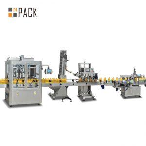 जाम पिस्टन फिलिंग मशीन, स्वयंचलित गरम सॉस फिलिंग मशीन, मिरची सॉस उत्पादन लाइन