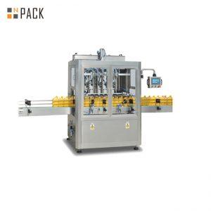 वॉशिंग-अप लिक्विड फिलिंग मशीन / टॉयलेट क्लीनर फिलिंग मशीन / डिटर्जंट फिलिंग मशीन