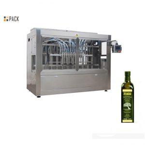 500 एमएल-5000 मिली पाम बटर सूर्यफूल तीळ बियाणे नारळ पाम तेल भरणे मशीन