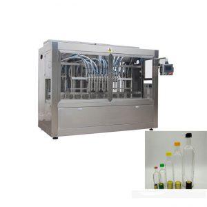 स्वयंचलित ग्लास बाटली स्ट्रॉबेरी जाम सॉस फिलिंग मशीन
