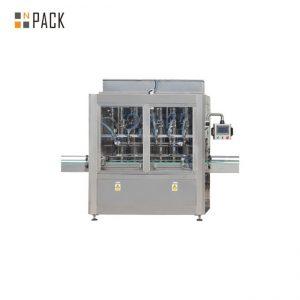 स्वयंचलित सोया सॉस व्हिनेगर लिक्विड मसाला अल्कोहोल फिलिंग मशीन