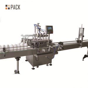 सोया सॉस व्हिनेगर फिलिंग मशीन, व्हेजिटेबल ऑइल फिलिंग मशीन, सॉस मशीन