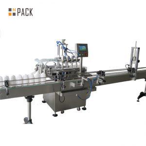 स्वयंचलित 5 लिटर पाळीव बाटली खाद्यतेल भरणे मशीन