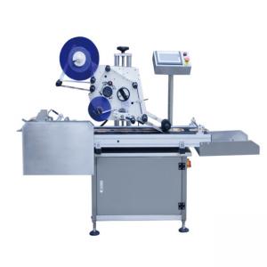 फ्लॅट टॉप साइड सेल्फ adडसिव्ह लेबलिंग मशीन